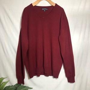 J Crew Mercantile Vneck Sweater